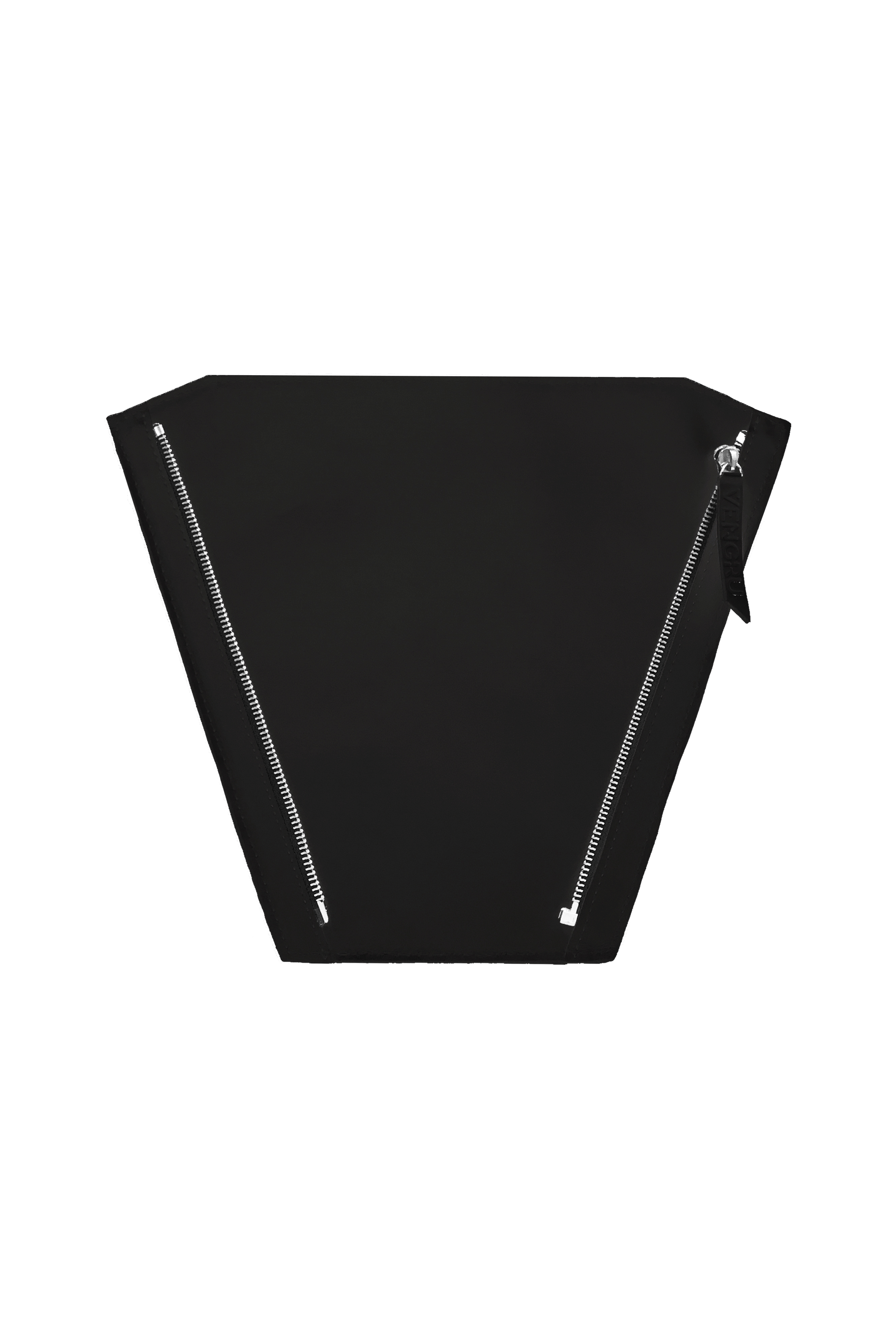 Fekete bőr válltáska, hátizsák, piramis táska, alaptáska