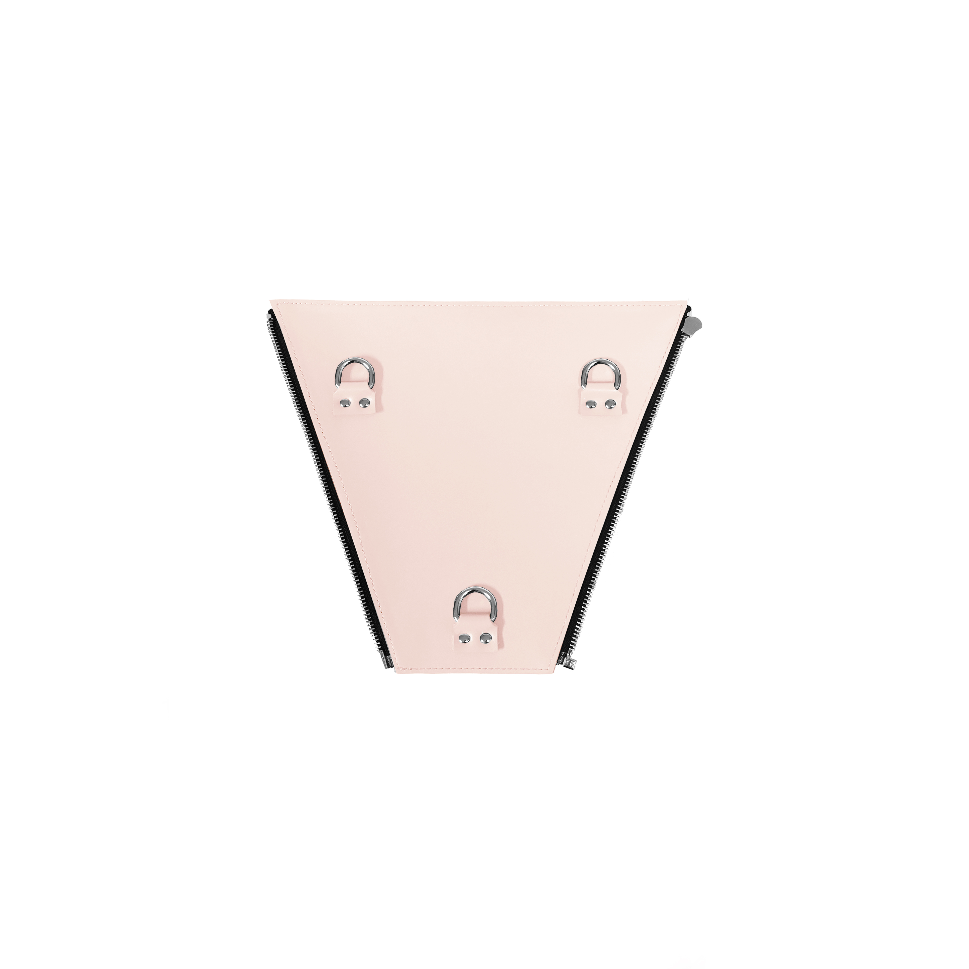 rózsaszín szőr kistáska, paneltáska hátizsák