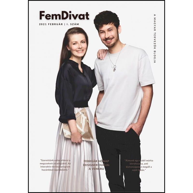 A designer márka, amely új szintre emeli az egyedi fogalmát - bemutatkoznak a Vengru tervezői