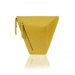 variálható táska paneltáska Vengru sárga